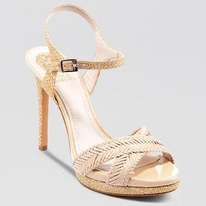 VINCE CAMUTO Platform Sandals Camryn High Heels
